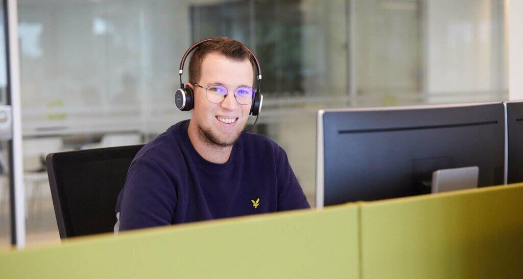Drive IT - Yannick - System Engineer