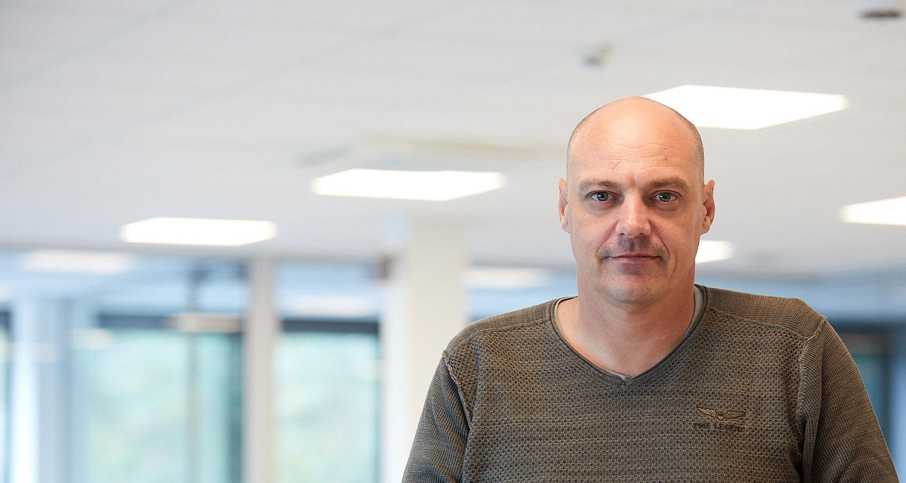 Drive IT - Wingman Jan Van Dijck